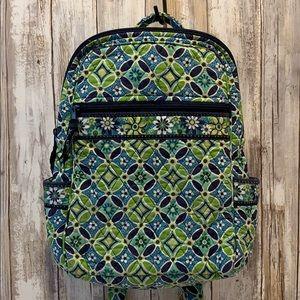Vera Bradley Daisy Daisy Small Backpack Travel Bag